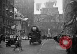 Image of Liberty Bond parade in city Philadelphia Pennsylvania USA, 1918, second 10 stock footage video 65675048766