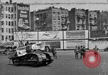 Image of decorated floats New York United States USA, 1918, second 8 stock footage video 65675048771