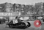 Image of decorated floats New York United States USA, 1918, second 10 stock footage video 65675048771