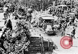 Image of United States artillery European Theater, 1918, second 4 stock footage video 65675048775