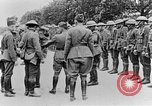 Image of United States infantrymen European Theater, 1918, second 11 stock footage video 65675048777