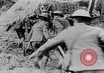 Image of United States artillery firing at German forces Cantigny France, 1918, second 4 stock footage video 65675048779