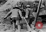 Image of United States artillery firing at German forces Cantigny France, 1918, second 5 stock footage video 65675048779