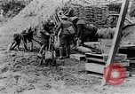 Image of United States artillery firing at German forces Cantigny France, 1918, second 8 stock footage video 65675048779