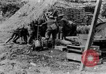 Image of United States artillery firing at German forces Cantigny France, 1918, second 9 stock footage video 65675048779