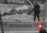 Image of Navy billboard promoting 4th Liberty Loan Washington DC USA, 1918, second 5 stock footage video 65675048784