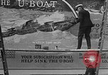 Image of Navy billboard promoting 4th Liberty Loan Washington DC USA, 1918, second 6 stock footage video 65675048784