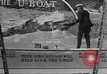 Image of Navy billboard promoting 4th Liberty Loan Washington DC USA, 1918, second 7 stock footage video 65675048784