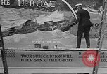 Image of Navy billboard promoting 4th Liberty Loan Washington DC USA, 1918, second 8 stock footage video 65675048784