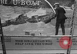 Image of Navy billboard promoting 4th Liberty Loan Washington DC USA, 1918, second 9 stock footage video 65675048784