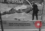 Image of Navy billboard promoting 4th Liberty Loan Washington DC USA, 1918, second 11 stock footage video 65675048784