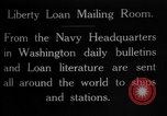Image of US Navy promotes Fourth Liberty Loan  United States USA, 1918, second 4 stock footage video 65675048786