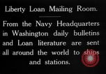 Image of US Navy promotes Fourth Liberty Loan  United States USA, 1918, second 11 stock footage video 65675048786