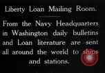 Image of US Navy promotes Fourth Liberty Loan  United States USA, 1918, second 12 stock footage video 65675048786