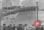 Image of Facsimile battleship in Victory Bond Drive New York City USA, 1919, second 1 stock footage video 65675048788