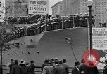 Image of Facsimile battleship in Victory Bond Drive New York City USA, 1919, second 2 stock footage video 65675048788