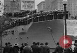 Image of Facsimile battleship in Victory Bond Drive New York City USA, 1919, second 3 stock footage video 65675048788