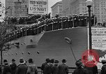 Image of Facsimile battleship in Victory Bond Drive New York City USA, 1919, second 4 stock footage video 65675048788