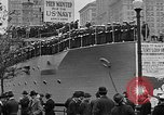 Image of Facsimile battleship in Victory Bond Drive New York City USA, 1919, second 5 stock footage video 65675048788