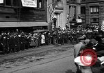 Image of Liberty Bond Drive New York City USA, 1918, second 4 stock footage video 65675048790