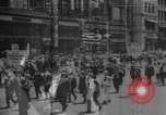 Image of German citizens New York City USA, 1918, second 1 stock footage video 65675048799