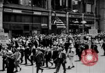 Image of German citizens New York City USA, 1918, second 2 stock footage video 65675048799