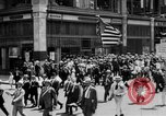 Image of German citizens New York City USA, 1918, second 4 stock footage video 65675048799