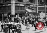 Image of German citizens New York City USA, 1918, second 5 stock footage video 65675048799