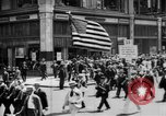 Image of German citizens New York City USA, 1918, second 6 stock footage video 65675048799