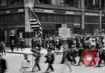 Image of German citizens New York City USA, 1918, second 7 stock footage video 65675048799