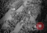 Image of Detroit Liberty Bond parade during World War 1 Detroit Michigan USA, 1917, second 8 stock footage video 65675048801
