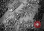 Image of Detroit Liberty Bond parade during World War 1 Detroit Michigan USA, 1917, second 10 stock footage video 65675048801
