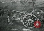Image of German troops invade Belgium in World War I Belgium, 1914, second 2 stock footage video 65675048806