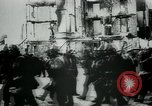 Image of German troops invade Belgium in World War I Belgium, 1914, second 8 stock footage video 65675048806