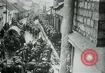 Image of German troops invade Belgium in World War I Belgium, 1914, second 12 stock footage video 65675048806