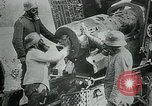 Image of gas warfare European Theater, 1918, second 11 stock footage video 65675048807