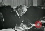 Image of Woodrow Wilson United States USA, 1918, second 2 stock footage video 65675048810
