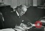 Image of Woodrow Wilson United States USA, 1918, second 4 stock footage video 65675048810