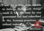 Image of Woodrow Wilson United States USA, 1918, second 6 stock footage video 65675048810