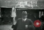 Image of RMS Lusitania departing on her fateful voyage New York United States USA, 1915, second 8 stock footage video 65675048816