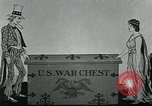Image of Uncle Sam Liberty Loan promotion United States USA, 1918, second 4 stock footage video 65675048817