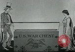Image of Uncle Sam Liberty Loan promotion United States USA, 1918, second 5 stock footage video 65675048817