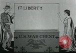 Image of Uncle Sam Liberty Loan promotion United States USA, 1918, second 7 stock footage video 65675048817