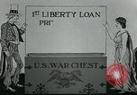 Image of Uncle Sam Liberty Loan promotion United States USA, 1918, second 8 stock footage video 65675048817