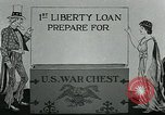 Image of Uncle Sam Liberty Loan promotion United States USA, 1918, second 9 stock footage video 65675048817