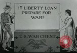Image of Uncle Sam Liberty Loan promotion United States USA, 1918, second 10 stock footage video 65675048817