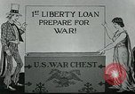 Image of Uncle Sam Liberty Loan promotion United States USA, 1918, second 11 stock footage video 65675048817