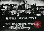 Image of Founding of Seattle Washington Seattle Washington USA, 1917, second 2 stock footage video 65675048827