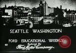 Image of Founding of Seattle Washington Seattle Washington USA, 1917, second 3 stock footage video 65675048827