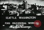 Image of Founding of Seattle Washington Seattle Washington USA, 1917, second 4 stock footage video 65675048827